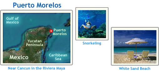 Puerto Morelos Mexico Vacation Guide