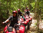 ATV Cenote Tour