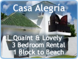 Vacation Rental House in Puerto Morelos - Casa Alegria
