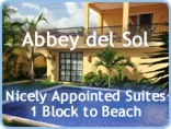Vacation Rentals in Puerto Morelos - Abbey del Sol