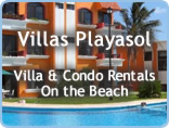 Puerto Morelos Vacation Rental - Villas Playasol